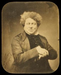 Alexander Dumas [père] (1802-1870) / Alexandre Dumas