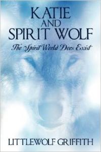 Katie and Spirit Wolf