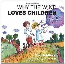 why the wind loves children