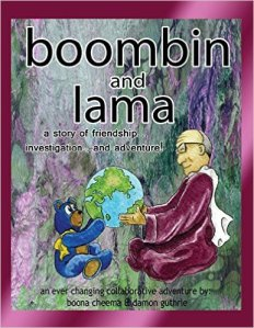boombin and lama
