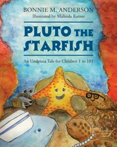 pluto the starfish