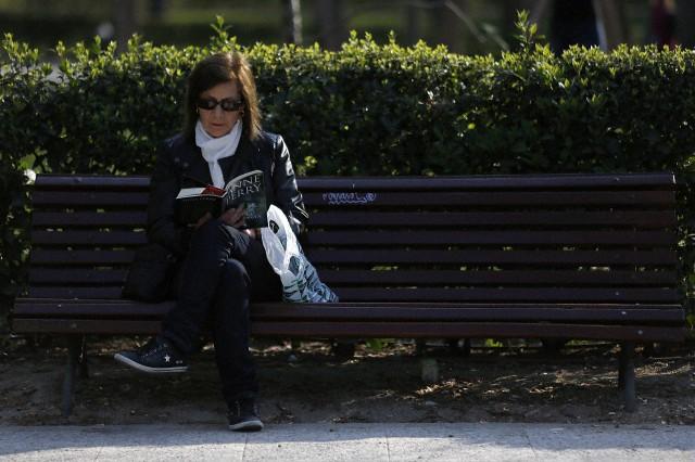 Reading in Madrid