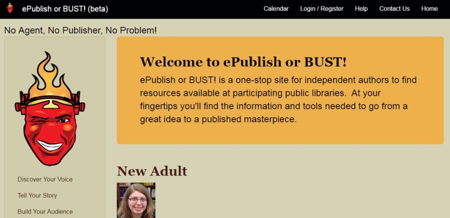 epublish or bust