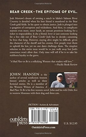 back cover john hansen