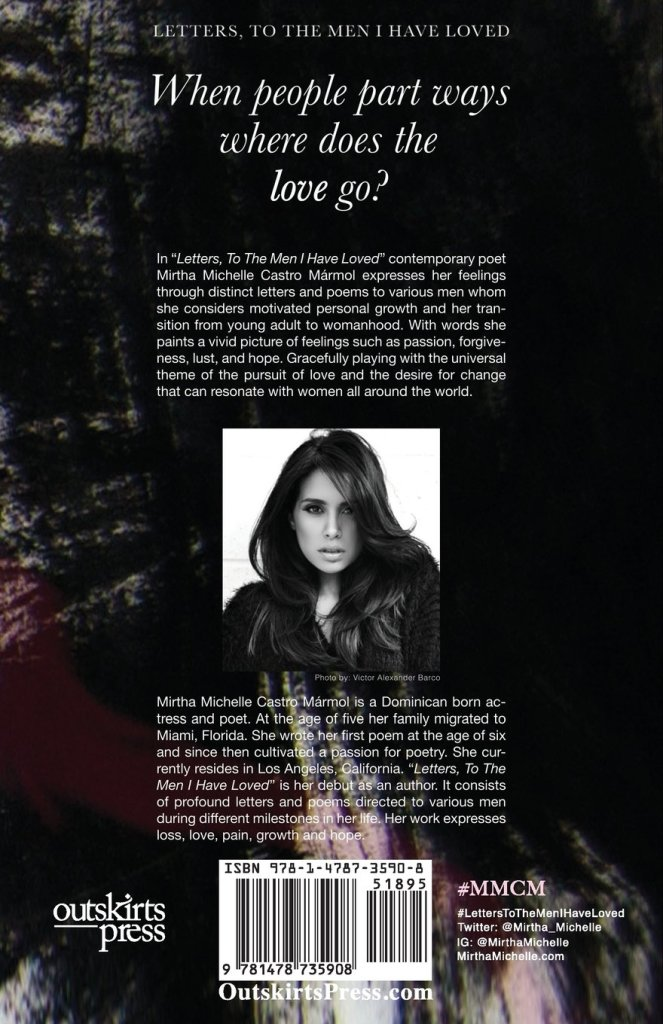 back cover mirtha michelle