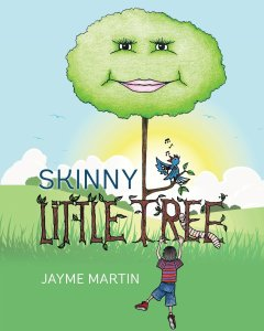 skinny little tree by jayme martin