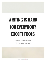 writing is hard susan elizabeth phillips