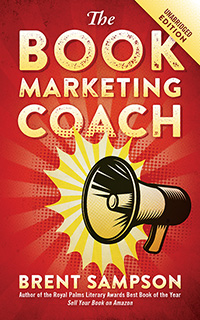 book marketing coach brent sampson