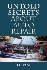 untold secrets of auto repair odi