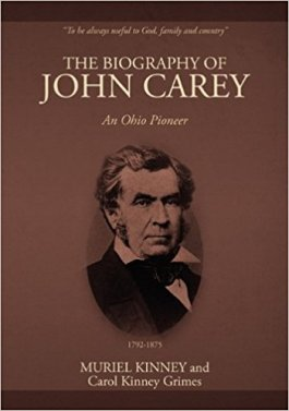 biography of john carey muriel kinney and carol kinney grimes