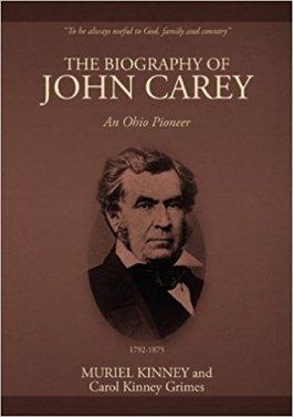 biography of john carey muriel kinney and carol kinney grimes