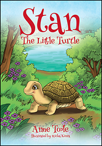 stan the little turtle anne toole