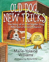 old dog new tricks marie-yolaine williams