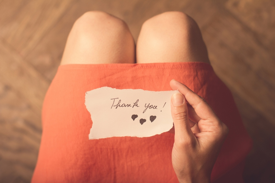 gratitude day thank you