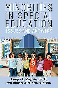 minorities in special education joseph mayhew