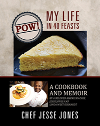 my life in 40 feasts a cookbook and memoir chef jesse jones