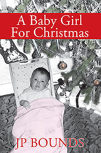 a baby girl at christmas jp bounds