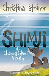 shimji the channel island vixen christina steiner