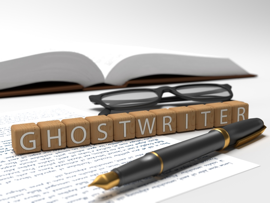 ghostwriter ghostwriting