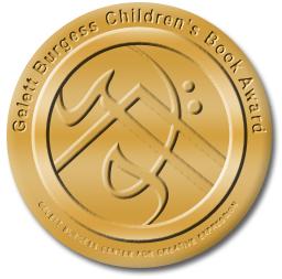 gelett burgess children's book award gold