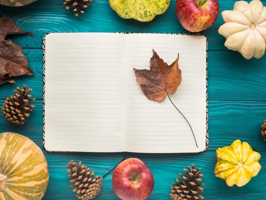fall autumn book