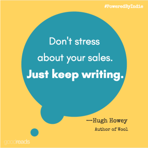 hugh howey quote