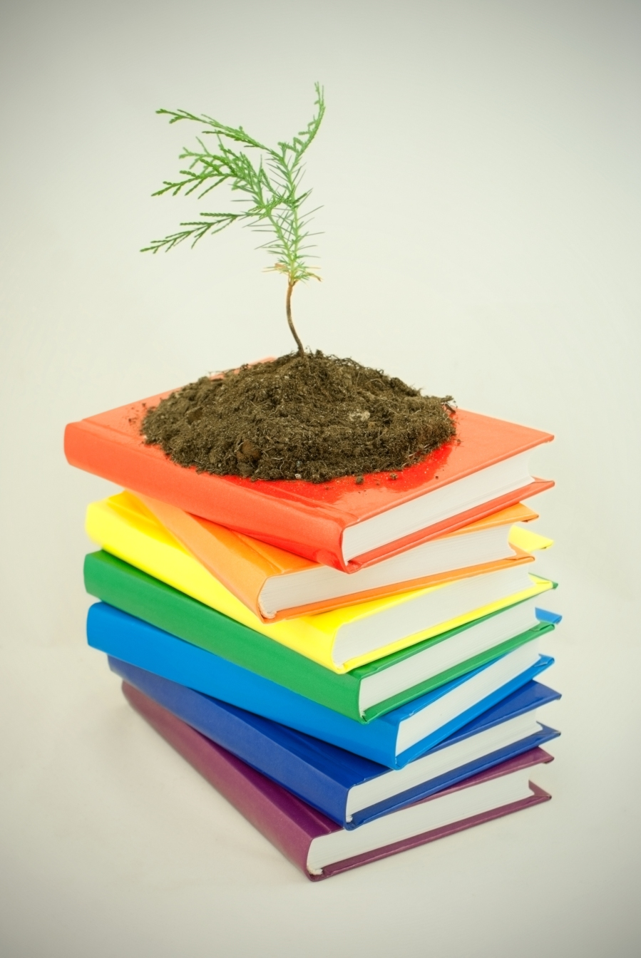 books planting spring gardening